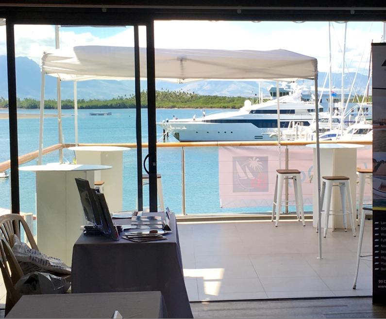 Yacht Club at Denarau Marina