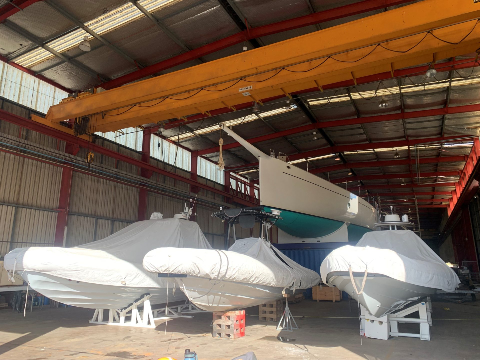 Oceania Marine Expands Its Yacht Support Services - Teaser Image
